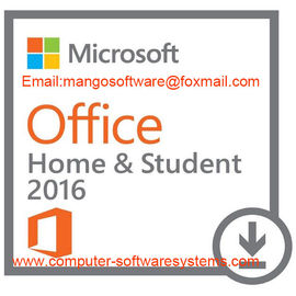 China Het Huis van venstersmicrosoft office en Digitale de Activeringscode van de Studenten 2016 Productcode verdeler